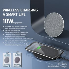 Wireless fast charger Remax RP-W16