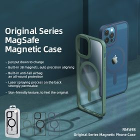 Magnetic Case Remax RM-1698
