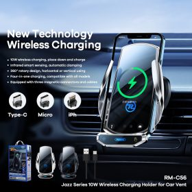 Wireless Charging Holder Remax RM-C56